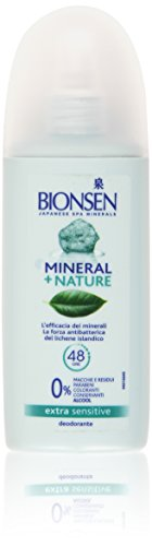 Bionsen - Mineral + Nature, Deodorante Extra Sensitive - 100 ml