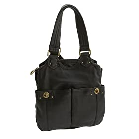 Marc by Marc Jacobs Totally Turnlock Teri Bag Tote Black