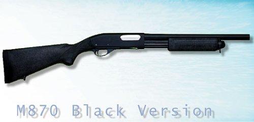 ショットガン M870 ブラックバージョン