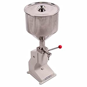 Sanvn Manual Filling Machine 5-50ml Filler Machine for Cream & Shampoo & Cosmetic by Sanven