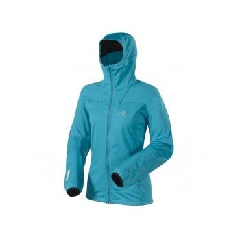 MILLET W3 windstopper stretch Veste softshell femme miv4137 bleu