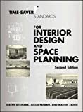 img - for Time-Saver Standards for Interior Design and Space Planning, 2nd (second) edition book / textbook / text book