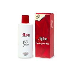 Alpha Hydrox Foaming cope with rinse - 6 fl oz