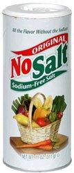 Nosalt regular sodium free salt substitute granules - 11 Oz from RECKITT BENCKISER CONSUMER