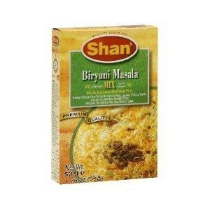 Shan, Mix Seasoning Biryani Masala, 1.75-Ounce (Pack of 2)