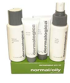 Dermalogica Skin Kit - Normal/Oily Skin Conditions 6 Piece Set