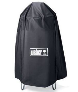 "Weber 30173599 22"" Smoker Cover (replaces covers 7201 and 99915)"