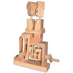 Share Wooden Mechanical Toys Lin Mya