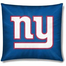 "New York Giants 18"" Toss Pillow"