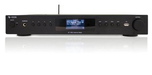 X4-TECH IR-1600 INTERNET RADIO