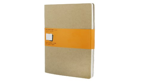 Moleskine XLarge Ruled Cahier Journal, Set of