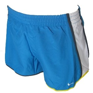 Nike Womens Dri-Fit Livestrong Pacer 9cm Running Shorts