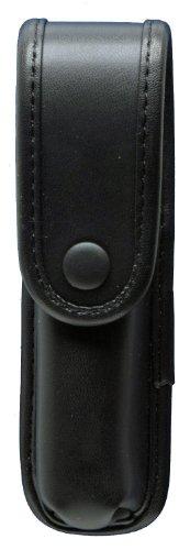 Uncle Mike'S Law Enforcement Mirage Plain Tactical Flashlight Case For Streamlight Strion Led