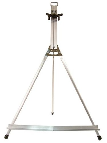 Testrite Visual Products, Inc. 153 Aluminum Table Easel table easel
