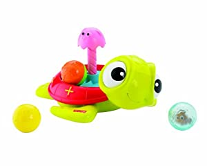 Amazon.com: Fisher-Price Disney Amazing Animals Whirling Round Squirt: Toys & Games