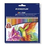 ステッドラー ノリスクラブ・トリプラス色鉛筆24色セット 127 NC24