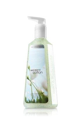 Bath & Bodyworks バス&ボディワークス Sea Island Cotton シーアイランドコットン AntiーBacterial アンチバクテリア Deep Cleansing Hand Soap ディープクレンジングハンドソープ 0667531805650