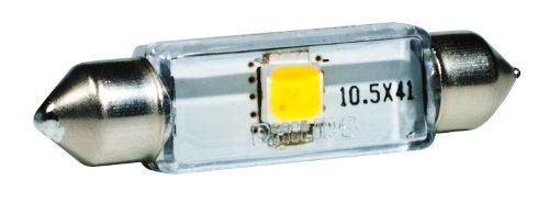 Philips 129454000KX1 XtremeVision 43mm 12V Festoon LED Interior/Exterior Retrofit Bulb