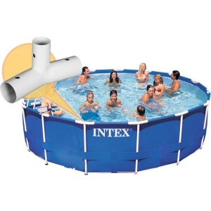 Intex T Joint For A 14 39 X 42 Ultra Frame Pool