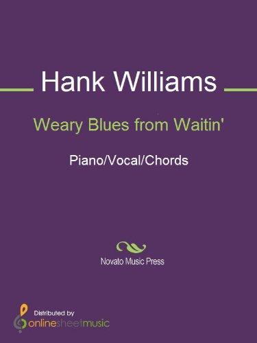 Weary Blues from Waitin' (The Weary Blues compare prices)