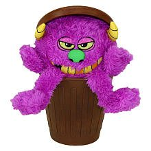 Stinky Little Trash Monsters 9 inch Plush Figure - Yucky - 1