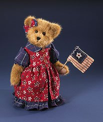 Boyds Bear Martha Bearamerican