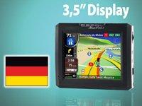 PEARL GPS-Navigationssystem V35-1.2 mit Deutschland-Karten