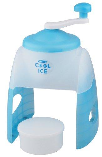 パール金属 ひえーるクールアイス かき氷器 ブルー D-1364