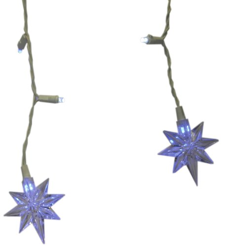 Good Tidings BST68522 LED Liberty Star Icicle