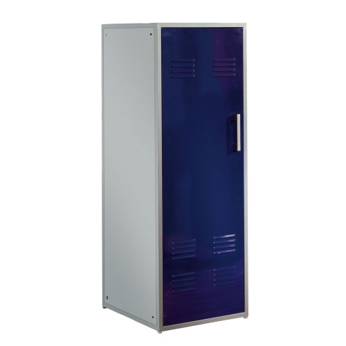 Powell Teen Trends Navy Blue Storage Locker
