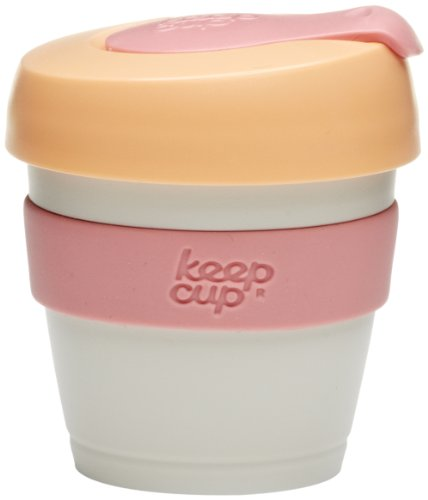 Keepcup The Worlds First Barista Standard 4-Ounce Reusable Cup, Dawn, Extra Small