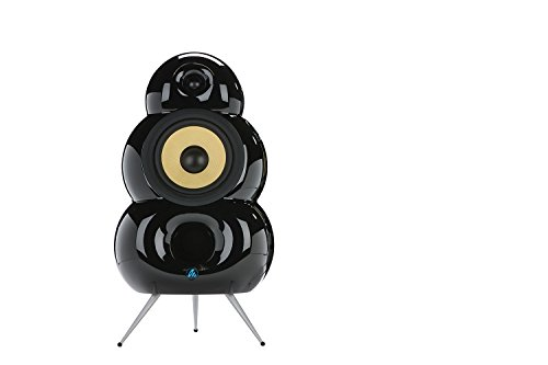 Podspeakers BigPod Black Speakers for Stereo and Surround (Each)