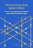 img - for The One-Dimensional Hubbard Model book / textbook / text book