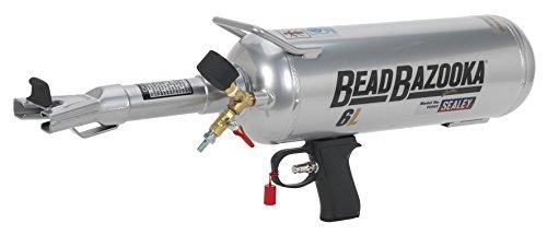 sealey-grano-quickfabrics-herramienta-bazooka-tc903-6-litros