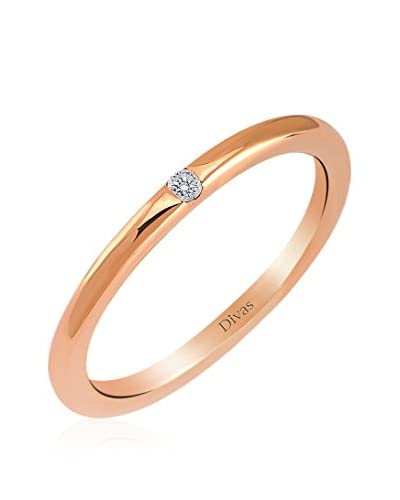 Divas Diamond Anillo Diamante Vintage Oro