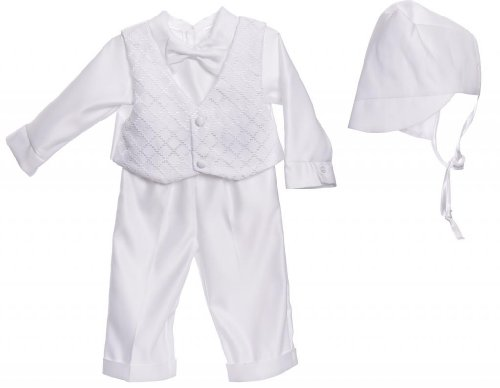 Christening Clothing For Boys front-34521