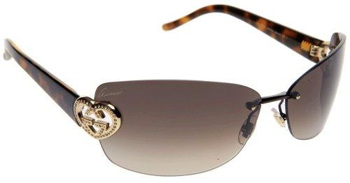 Gucci GG4201/S DSN CC 66 Womens Sunglasses