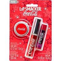 Bonne Bell Lip Smacker Coca-Cola Refreshing Lip Trio