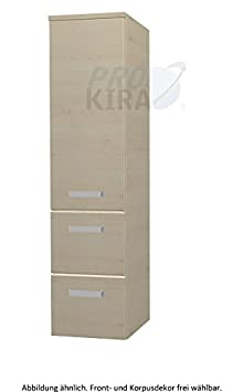 Pelipal Pineo Bathroom Cupboard (PN - 01-M L / R Tall Comfort N 121,2 x 30 x 33 cm