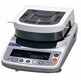 Nevada WeighingTM A&D ML-50 Moisture Analyzer 50g x 0.005g Weight & 0.1% Moisture Readability.