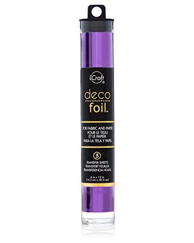 Therm O Web Deco Foil, Purple