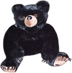 Big Teddy Bear - Papa Browser - 4 FEET 6 INCHES