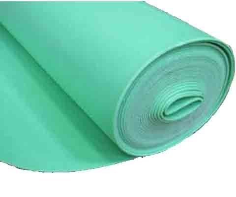 2 Rolls Quiet Green 3 In 1 Underlayment/Padding For Laminate Wood Flooring Sound & Moisture Barrier (100 Sq Ft Roll)