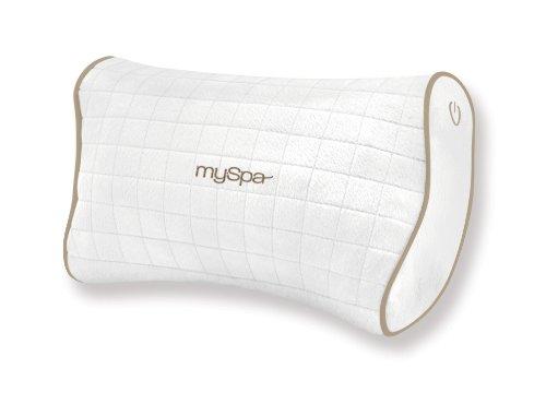 HoMedics MySpa Vibrating Bath Pillow