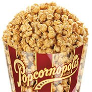 Popcornopolis Caramel Corn Popcorn