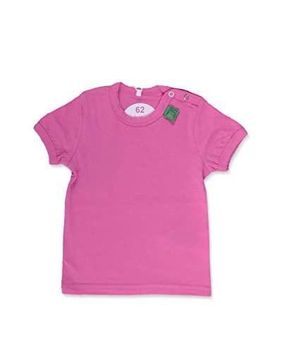 Fred's World by Green Cotton T-Shirt Manica Corta [Rosa]