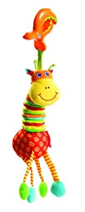 Tiny Love Tiny Smarts Jittering Activity Toy, Giraffe