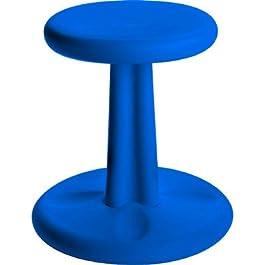 Kore WOBBLE silla - azul - (14IN) para niños