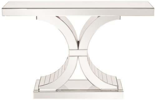 Buy Low Price Howard Elliott Mirrored Console Table (B0096BAPJA)