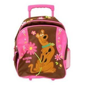 Warner Bros Scooby Doo Luggage
